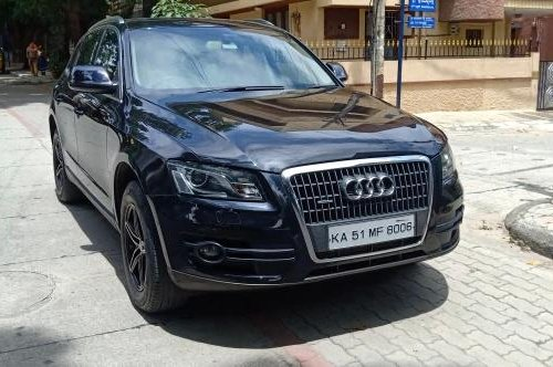 Used Audi Q5 2.0 TFSI Quanttro 2010 AT for sale in Bangalore