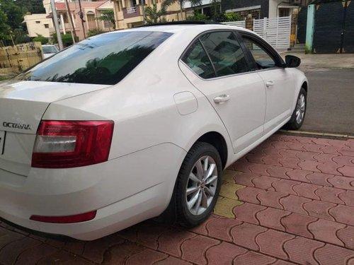 2014 Skoda Octavia Elegance 2.0 TDI AT for sale in Indore