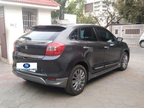 Used 2016 Maruti Suzuki Baleno Zeta CVT AT for sale in Coimbatore