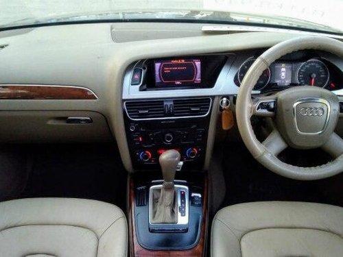 Audi A4 2.0 TDI 177 Bhp Premium Plus 2009 AT for sale in Ahmedabad