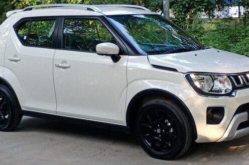 2020 Maruti Suzuki Ignis AT for sale in New Delhi