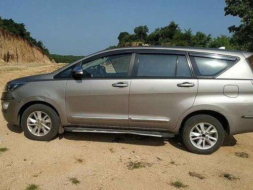 2016 Toyota Innova Crysta MT for sale in Hyderabad