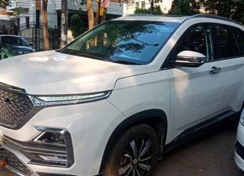 Used MG Hector 2019 AT for sale in New Delhi