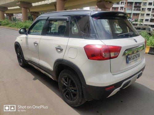 Used 2018 Maruti Suzuki Vitara Brezza MT for sale in Pune