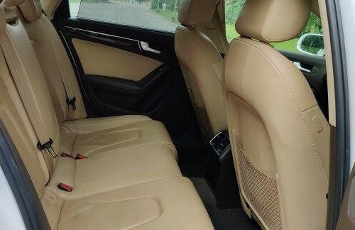 Used Audi A4 2.0 TDI Multitronic 2013 AT for sale in Hyderabad