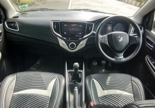 Used 2016 Maruti Suzuki Baleno Alpha MT for sale in Mumbai