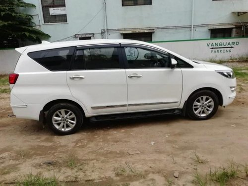 Used 2018 Toyota Innova Crysta 2.4 GX AT for sale in Bangalore