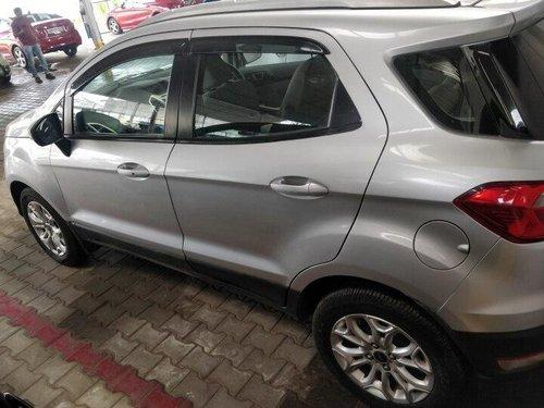 Ford EcoSport 1.5 Petrol Titanium 2017 AT for sale in Bangalore