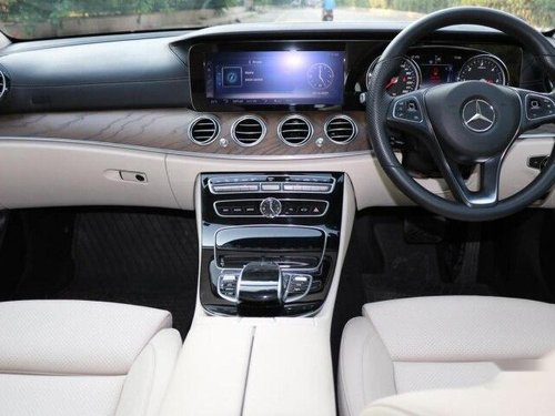 Used Mercedes Benz E Class 2018 AT for sale in New Delhi