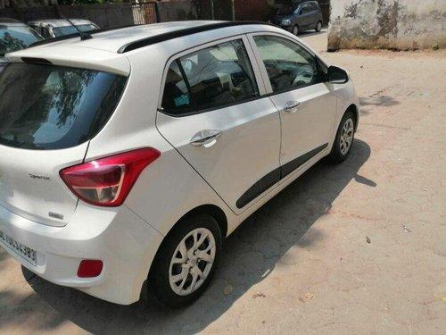Used 2014 Hyundai Grand i10 MT for sale in New Delhi