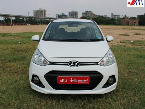 2014 Hyundai Grand i10 1.2 Kappa Sportz Option AT in Ahmedabad