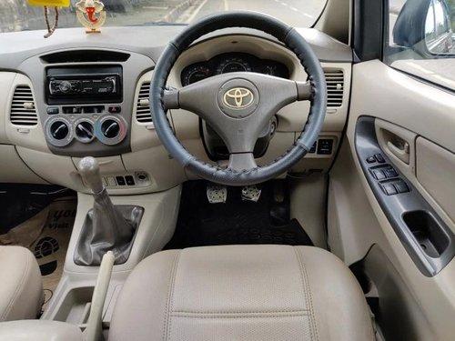 Used Toyota Innova 2.5 GX 8 STR BSIV 2010 MT for sale in Mumbai