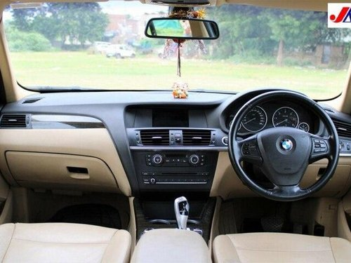 Used BMW X3 xDrive20d xLine 2011 AT for sale in Ahmedabad