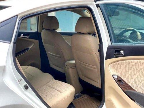 Hyundai Verna SX 2012 MT for sale in Mumbai
