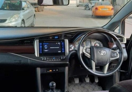 Used 2016 Toyota Innova Crysta 2.4 VX MT for sale in Hyderabad