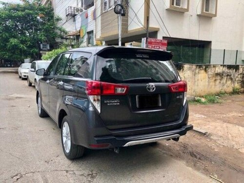 Used 2019 Toyota Innova Crysta 2.8 ZX AT for sale in Chennai