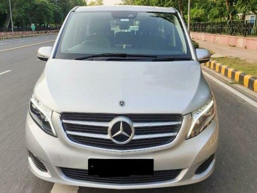 Used Mercedes-Benz V-Class Exclusive 2019 AT for sale in New Delhi