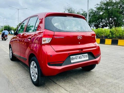 Used Hyundai Santro Sportz 2019 MT for sale in Mumbai