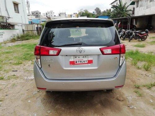 Used 2016 Toyota Innova Crysta 2.4 VX MT for sale in Bangalore