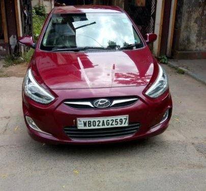 Used Hyundai Verna 2014 MT for sale in Kolkata