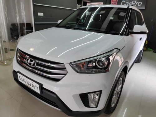 Used Hyundai Creta 2017 MT for sale in Bangalore