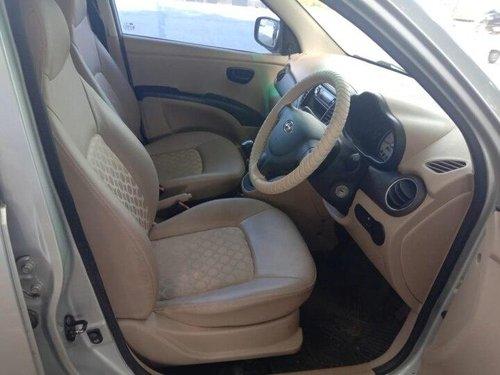 Hyundai i10 Magna 1.2 2008 MT for sale in Pune