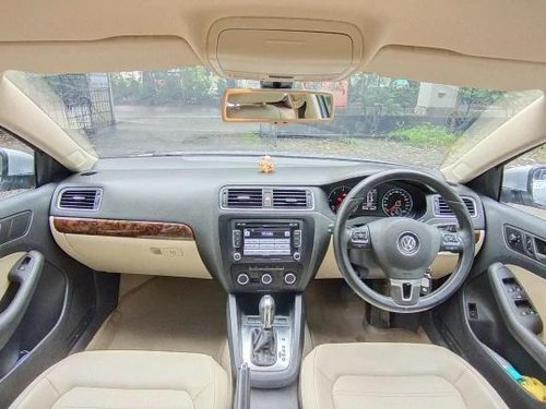 Used 2013 Volkswagen Jetta 2011-2013 AT for sale in Pune