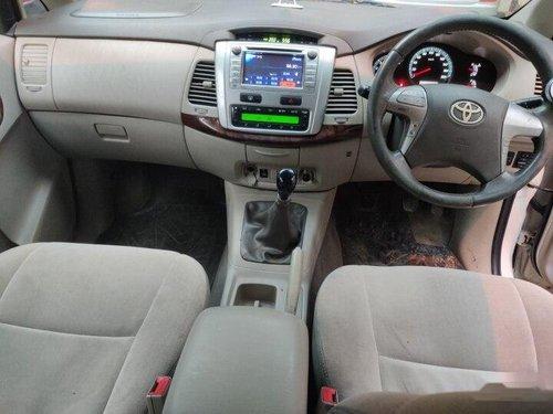 2013 Toyota Innova 2.5 VX (Diesel) 7 Seater MT for sale in Mumbai