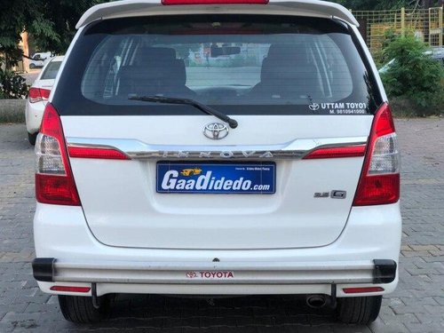2012 Toyota Innova MT for sale in Ghaziabad