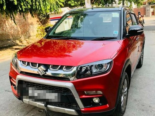 Used 2017 Maruti Suzuki Vitara Brezza ZDi Plus Dual Tone MT in New Delhi-7