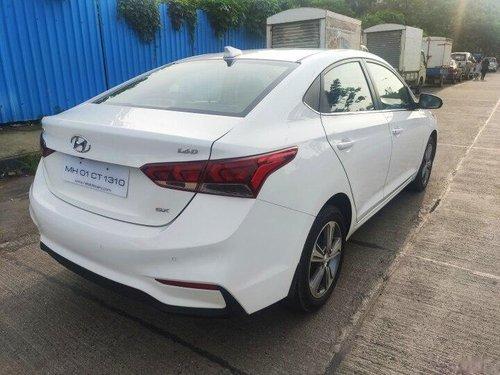 Used 2017 Hyundai Verna CRDi 1.6 SX Plus AT for sale in Mumbai