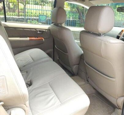 2010 Toyota Fortuner 4x4 MT for sale in Mumbai