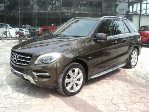 Used 2012 Mercedes Benz E Class AT for sale in Lucknow-0