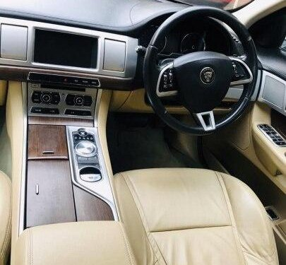 2014 Jaguar XF 2.2 Litre Luxury AT for sale in Hyderabad