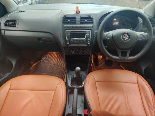 2018 Volkswagen Polo 1.2 MPI Comfortline MT in Mumbai