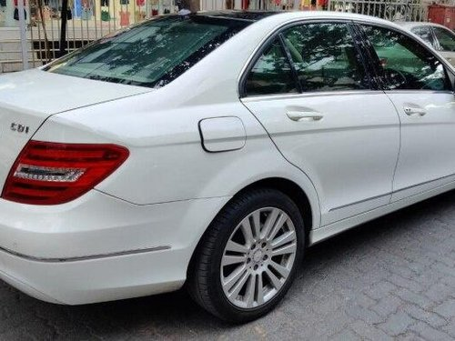 2012 Mercedes-Benz C-Class C 250 CDI Elegance AT for sale in Mumbai-8