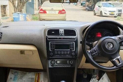 2014 Volkswagen Vento Diesel Highline MT for sale in Bangalore