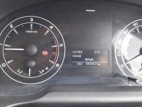 2018 Toyota Innova Crysta 2.4 GX MT for sale in Ahmedabad