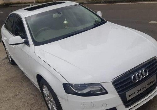 Used 2010 Audi A4 2.0 TFSI AT for sale in Mumbai-3