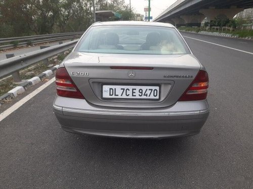2007 Mercedes-Benz C-Class C 200 Kompressor Elegance AT in New Delhi-9