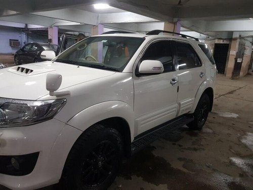 Used 2013 Toyota Fortuner 4x2 AT for sale in Hyderabad