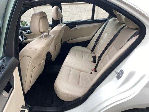 2012 Mercedes Benz C-Class C250 Avantgarde AT in Bangalore