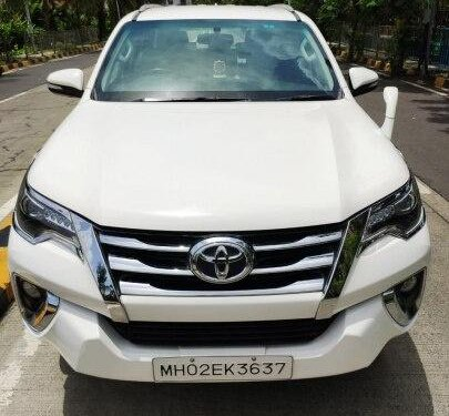 2017 Toyota Fortuner 2.8 2WD BSIV AT in Mumbai-13
