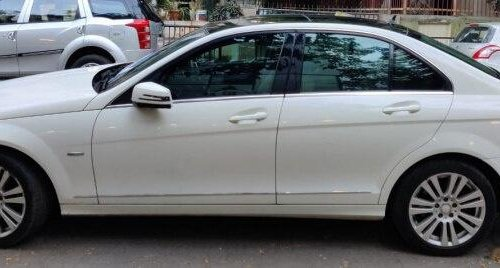 2012 Mercedes-Benz C-Class C 250 CDI Elegance AT for sale in Mumbai-1