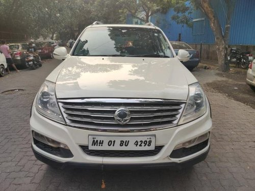 Mahindra Ssangyong Rexton RX7 2014 AT for sale in Mumbai