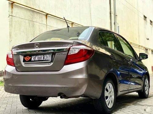 Used 2016 Honda Amaze S i-Vtech MT for sale in Kolkata
