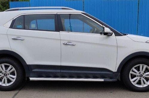 2015 Hyundai Creta 1.6 CRDi SX Plus AT for sale in Mumbai