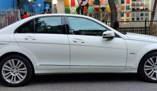 2012 Mercedes-Benz C-Class C 250 CDI Elegance AT for sale in Mumbai-9