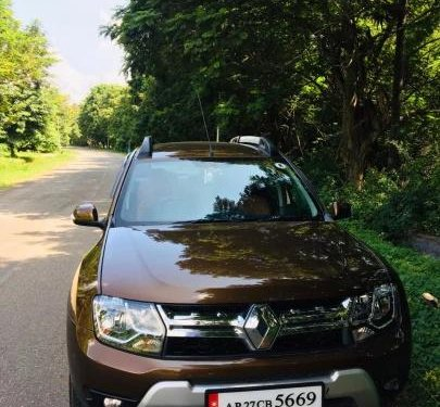 2018 Renault Duster 110PS Diesel RxZ MT for sale in Visakhapatnam