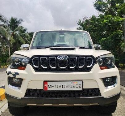 Used 2014 Mahindra Scorpio S10 8 Seater MT in Mumbai